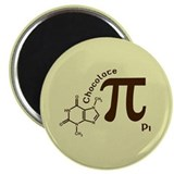 Pi Day, Chocolate Pi Magnet