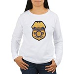 EPA Special Agent Women's Long Sleeve T-Shirt
