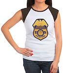 EPA Special Agent Women's Cap Sleeve T-Shirt