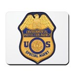 EPA Special Agent Mousepad
