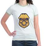EPA Special Agent Jr. Ringer T-Shirt