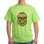 EPA Special Agent Green T-Shirt