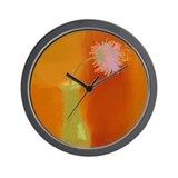 Cute Illustration Wall Clock
