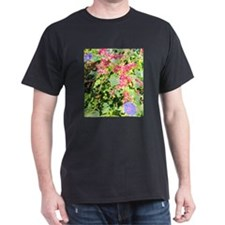 Natural Tapistry Black T-Shirt
