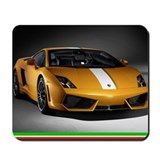 Lamborghini Gallardo Mousepad