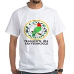 Parrot White T-Shirt