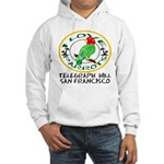 Parrot Hooded Sweatshirt