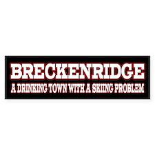 Breckenridge Colorado Bumper Sticker