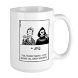 White markings Mug