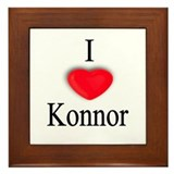 Konnor Framed Tile
