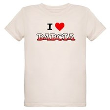 I Love Babcia T-Shirt