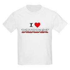 I Love Dziadek T-Shirt
