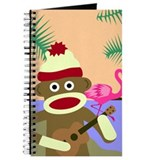 Sock Monkey Ukulele Journal