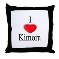 Kimora Throw Pillow