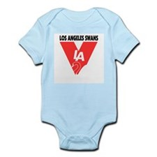 LA Swans Infant Creeper