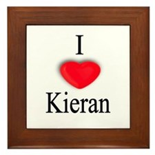 Kieran Framed Tile
