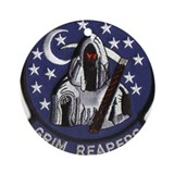 Grim Reapers Ornament (Round)