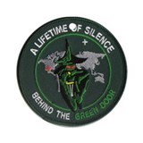 Lifetime of Silence Ornament (Round)