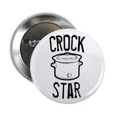 "Cute Chicken jokes 2.25"" Button (100 pack)"