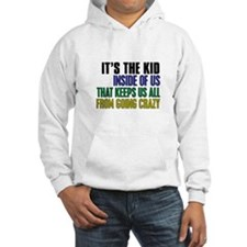 The Kid Inside Us Hoodie