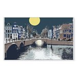 Dutch Boy Sticker (Rectangle)