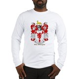 Geoghegan Coat of Arms Long Sleeve T-Shirt