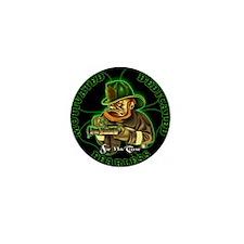 Irish Firemen Mini Button