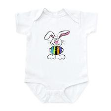 Bunny Egg Infant Bodysuit