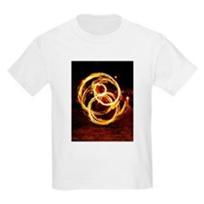 Spinning Fire T-Shirt
