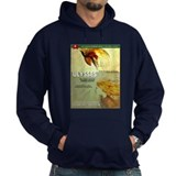 Unique Book cover Hoodie