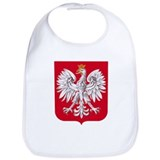 Poland Coat of Arms Bib