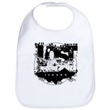 Island LOST White Bib