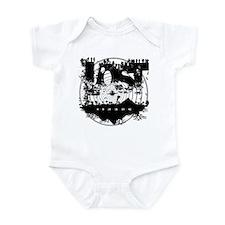 Island LOST White Infant Bodysuit