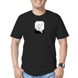 Men's Fitted Minotaur T-Shirt (dark)