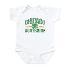 Chicago Southside Irish Onesie