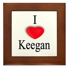 Keegan Framed Tile
