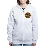 Pataula Drug Task Force Women's Zip Hoodie