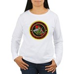 Pataula Drug Task Force Women's Long Sleeve T-Shir