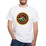 Pataula Drug Task Force White T-Shirt