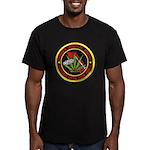 Pataula Drug Task Force Men's Fitted T-Shirt (dark