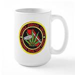 Pataula Drug Task Force Large Mug