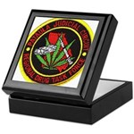 Pataula Drug Task Force Keepsake Box