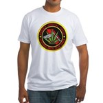 Pataula Drug Task Force Fitted T-Shirt