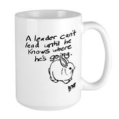 Leader LOST Large Mug