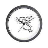 Leader LOST Wall Clock
