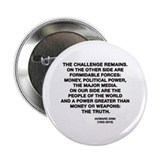 "Howard Zinn 2.25"" Button"