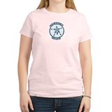 Newport Beach RI - Sand Dollar Design T-Shirt