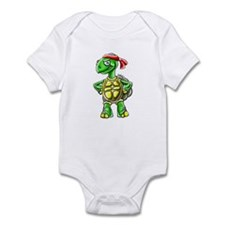 Ninja Turtle Tortoise Onesie