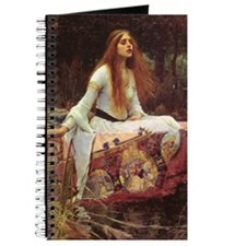 Lady of Shalott Journal