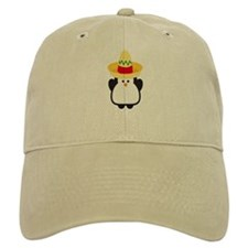 Cinco De Mayo Penguin Baseball Cap